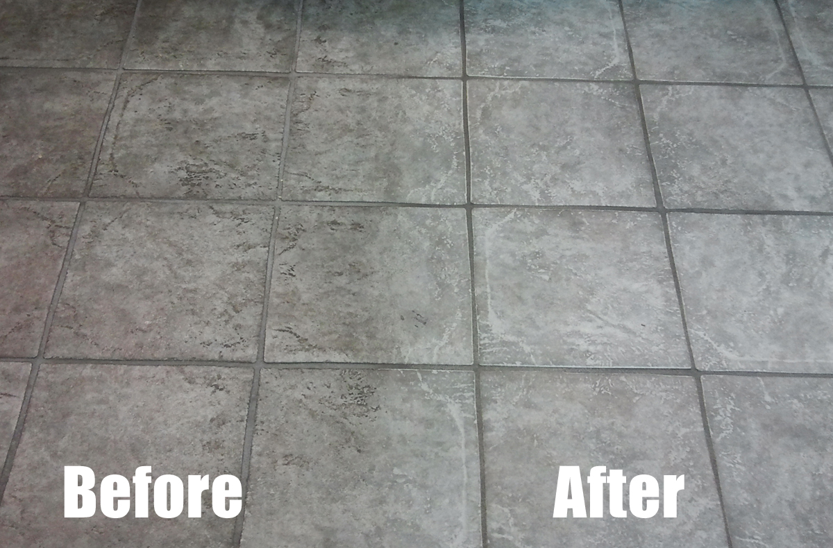 Tile and Grout